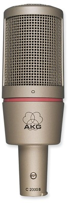 AKG AKG C2000B/H85 Microphone With Shockmount