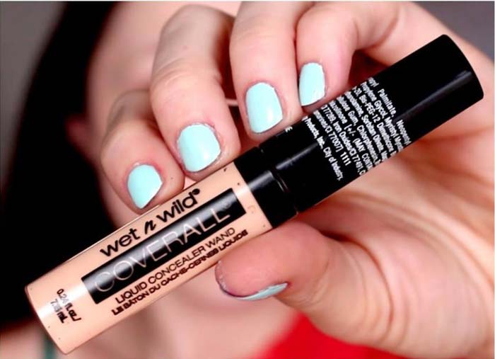 Wet n Wild Cover All Liquid Concealer Wand #812A LiGht/Leger สำหรับ ผิวขาวเหลือง
