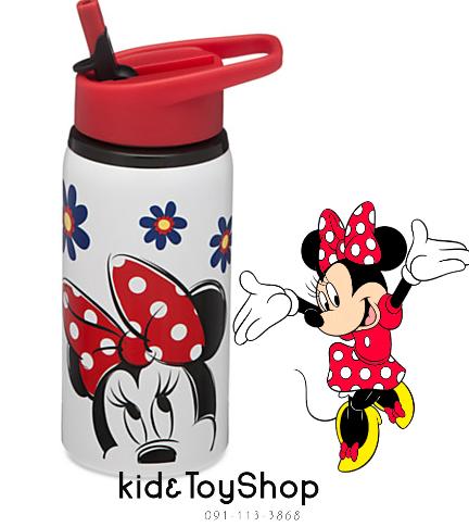 กระติกอลูมิเนียม Minnie Mouse [Disney USA]
