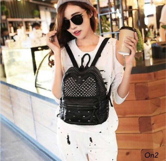 &#x1F49E*korea fashion backpack *