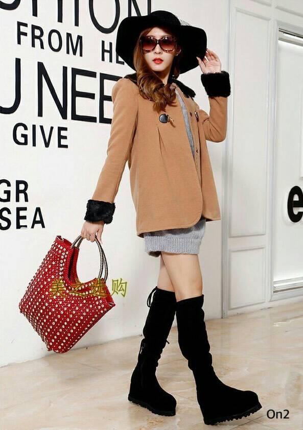 Korea fashion bagกระเป๋าถือที่แช่บที่สุดในตอนนี้