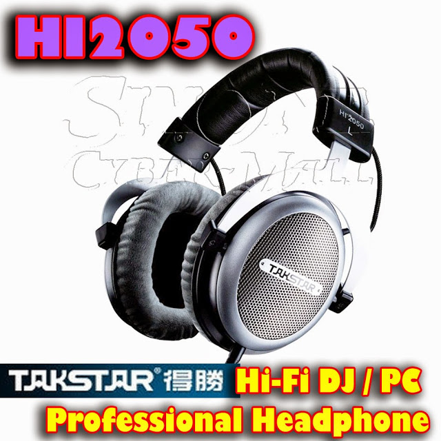Takstar HI-2050 Hi-Fi Monitor Headphone