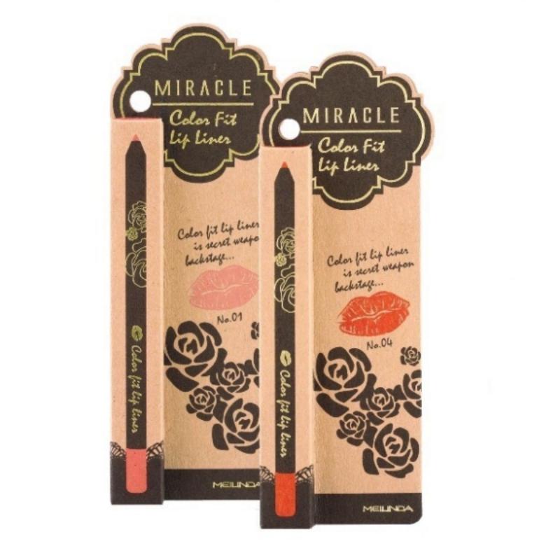 Mei Linda Miracle Color Fit Lip Liner