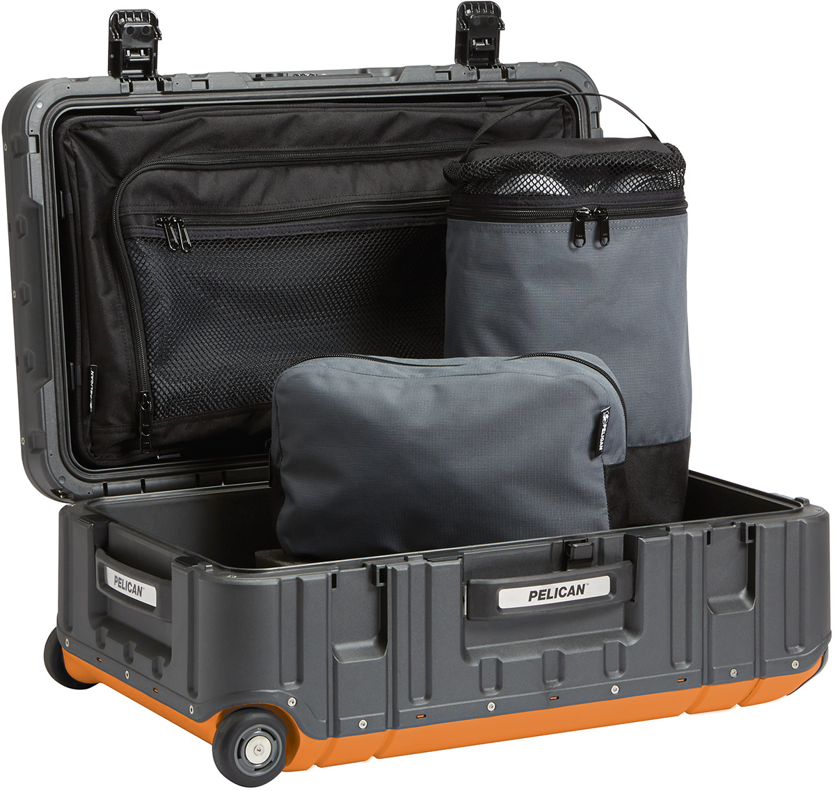 Pelican™ EL22 Elite Luggage Carry-on , BLACK