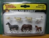 ชุด Livestock 7 ตัว (Woodland)