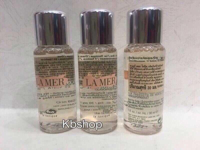 #LaMer the Tonic 30 ml.