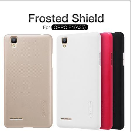 เคส oppo F1 เคส Nillkin Super Frosted Shield