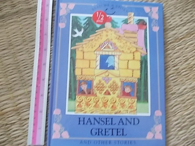 Hansel And Gretel And Other Stories (Read Me A Story) Hardback 28 Pages ราคา 100