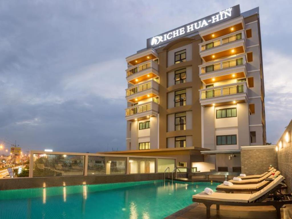 โรงแรม ริชเช่ หัวหิน Riche Hua Hin