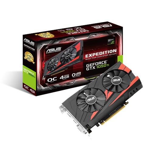ASUS EXPEDITION GTX1050Ti OC 4GB