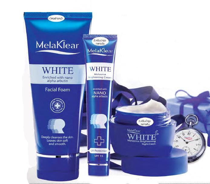 Melaklear White Melasma Brightening