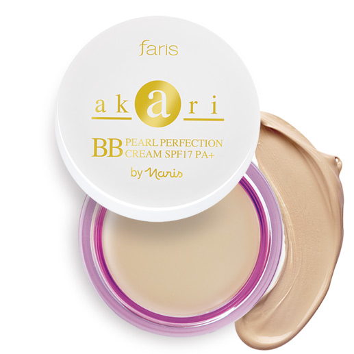 Faris Akari Pearl Perfection BB Cream SPF 17 PA+ 8g