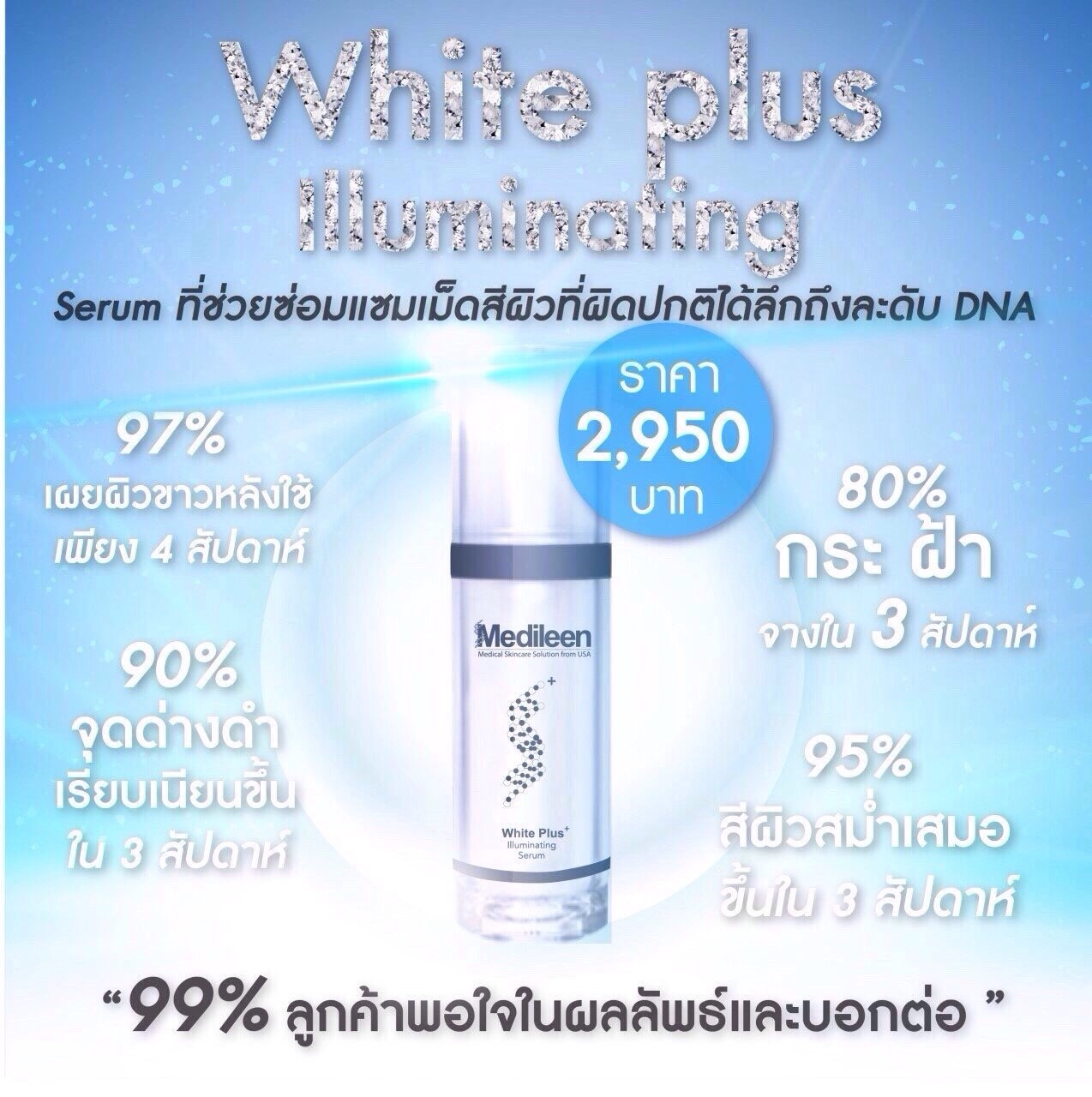 Medileen White plus+