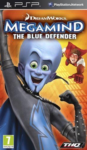 Megamind The Blue Defender [English] (PSP)