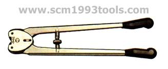 KK เคเค คีมมัดเหล็กพืด KK-100 สำหรับ เครื่องมัดเหล็กพืด รุ่น KK-2 Stretcher