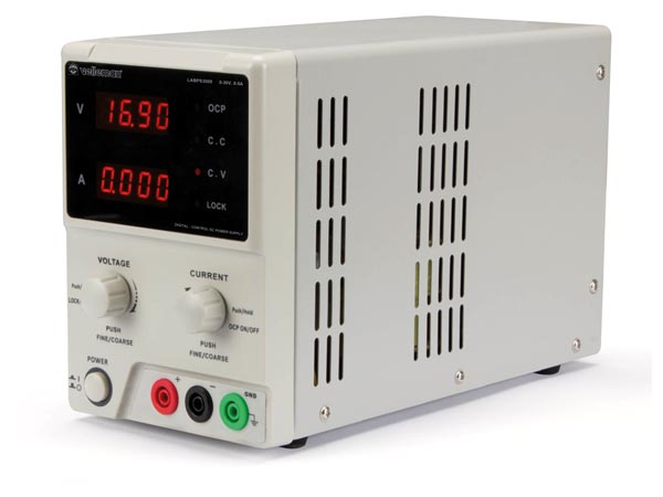 Power supply for Lab aand electronics รุ่น LABPS3005
