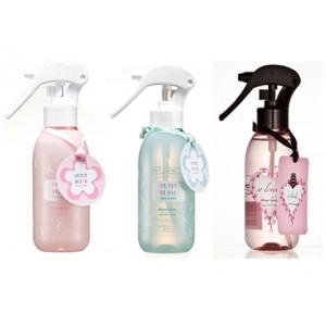 Etude PETIT BIJOU Baby Bubble /Peach/Solovely Allover Spray 150ml.