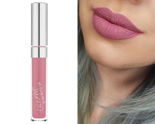 colourpop ultra matte lip สี clueless