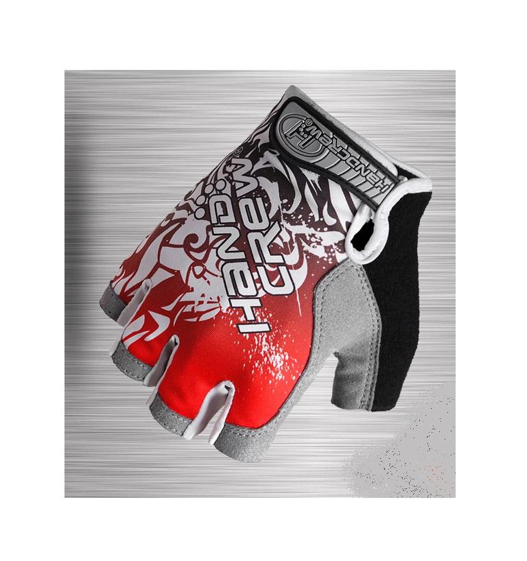 ถุงมือครึ่งนิ้ว HAND CREW