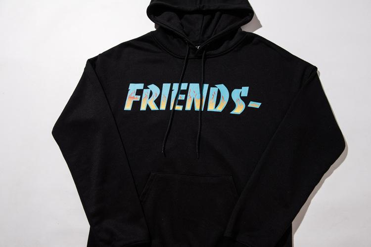 เสื้อ VLONE x V Friends Hoodie