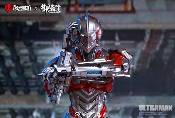 ้เปิดจอง Dimension studio x Model Principle1/6 Ultraman suit Assembly model kit
