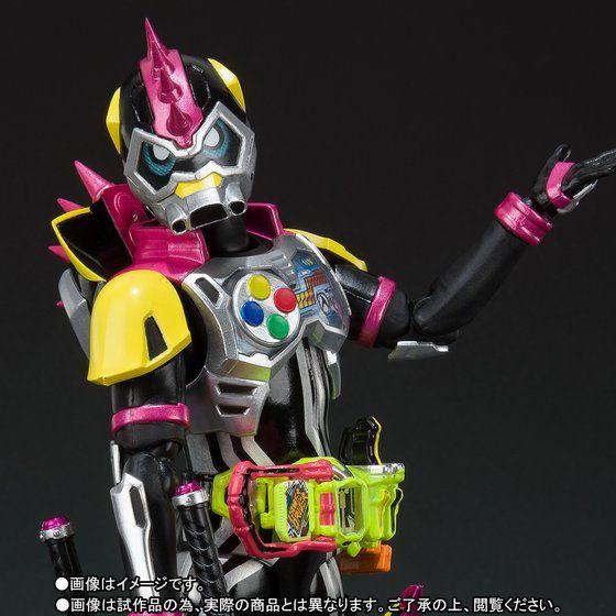 เปิดจอง S.H. Figuarts Kamen Rider Lazer Turbo Bike Gamer Level 0 TamashiWeb Exclusive (มัดจำ 500 บาท)