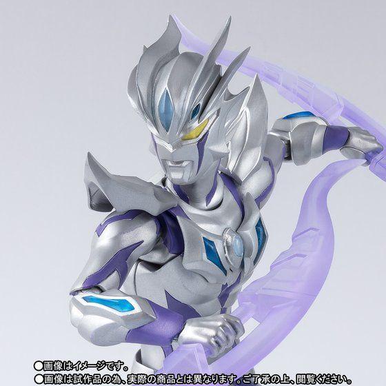 เปิดจอง S.H. Figuarts Ultraman Zero Beyond TamashiWeb Exclusive (มัดจำ 500 บาท)