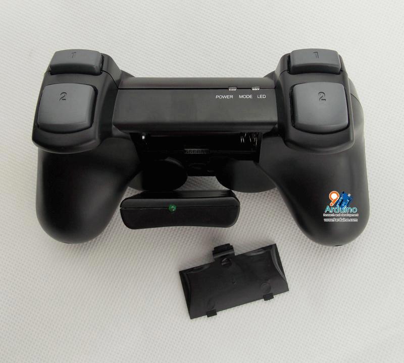 JoyStick PS2 playstation wireless for Arduino