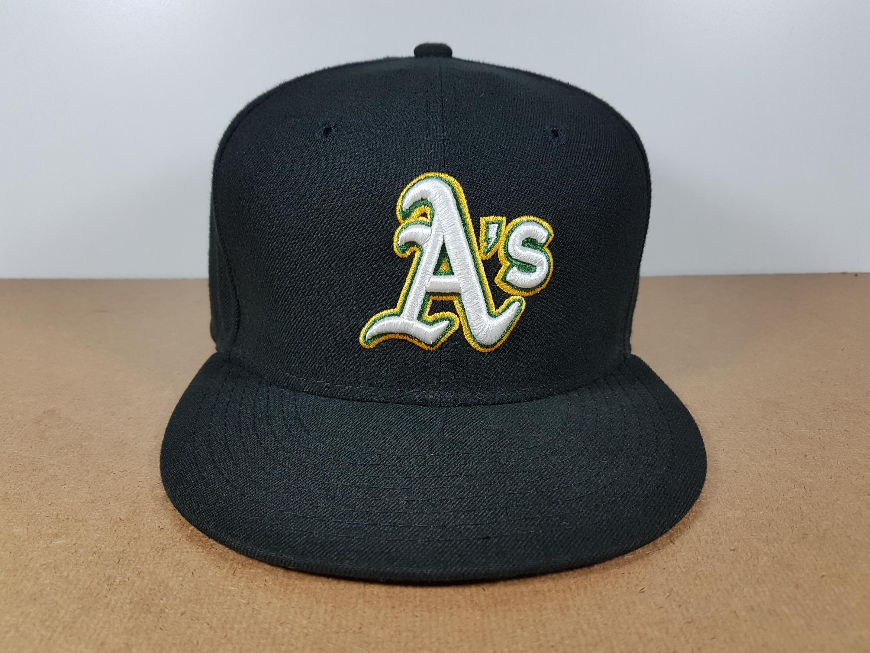New Era MLB ทีม Oakland Athletics ไซส์ 7 1/8 แต่วัดได้ ( 57cm )