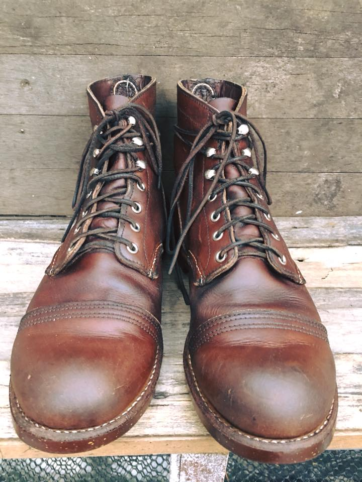 Redwing8111 size 10D