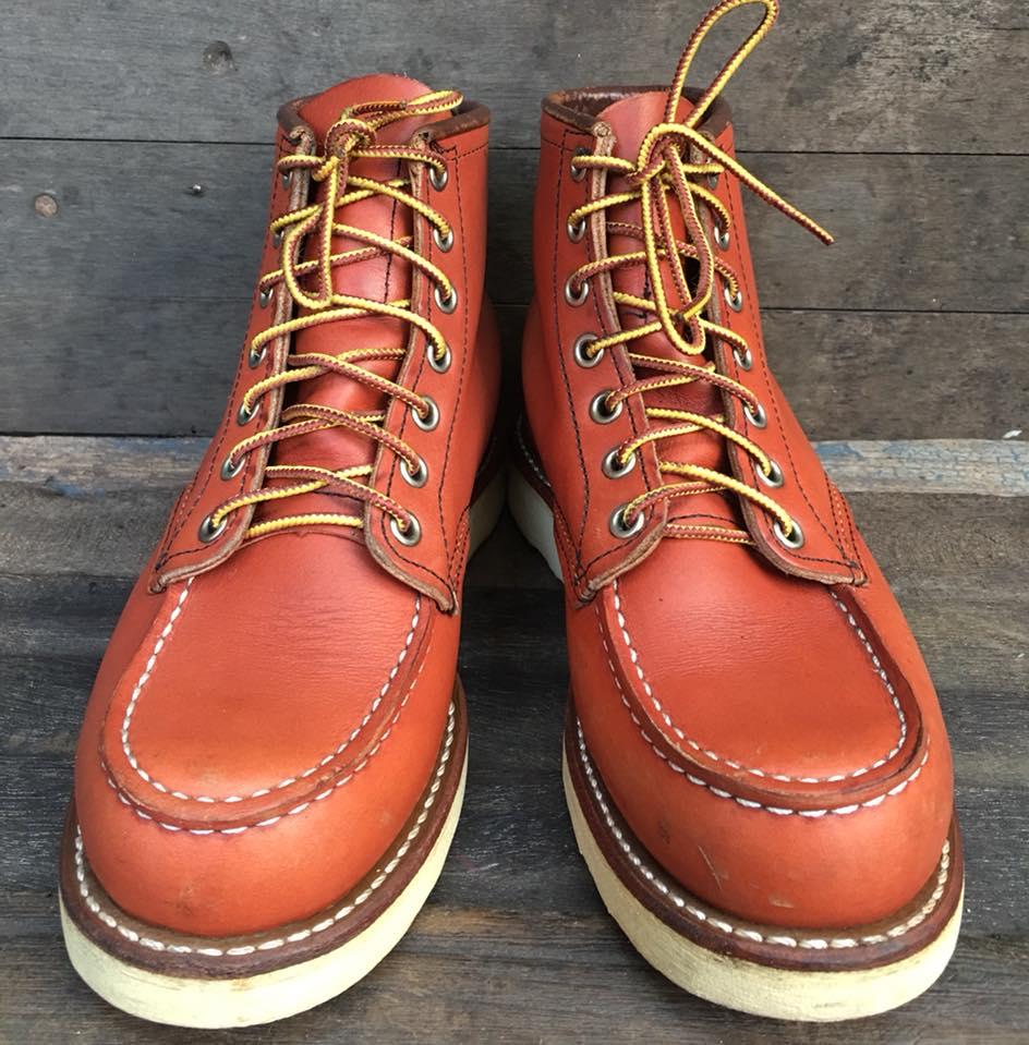 Redwing8131 Size 4E
