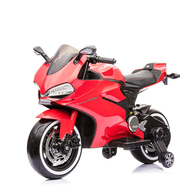 รถแบตเตอรี่ LN 1628S มอเตอร์ไซค์ Ducati พานิกาเล่