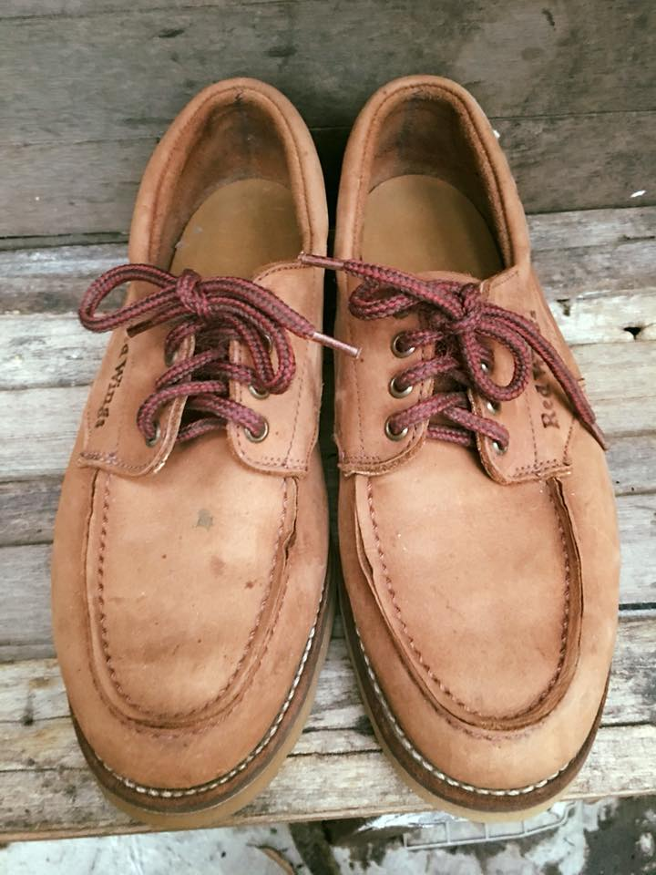 Redwing size 9.5EE