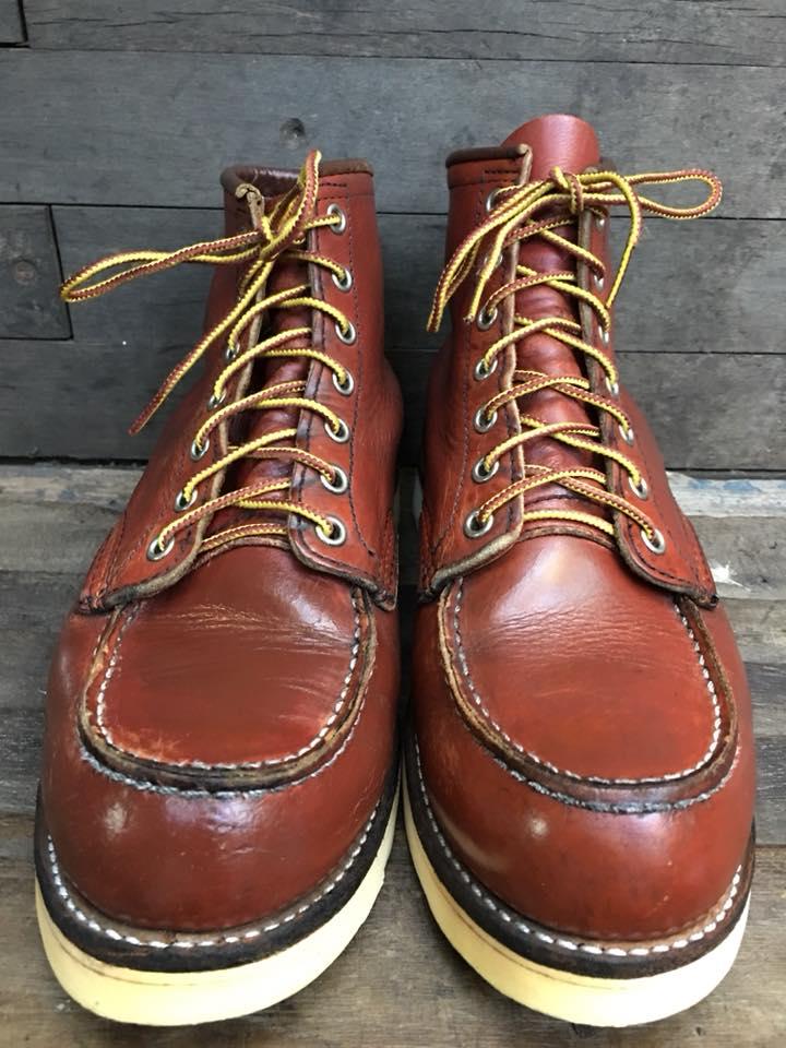 Redwing8875มือสอง size8.5