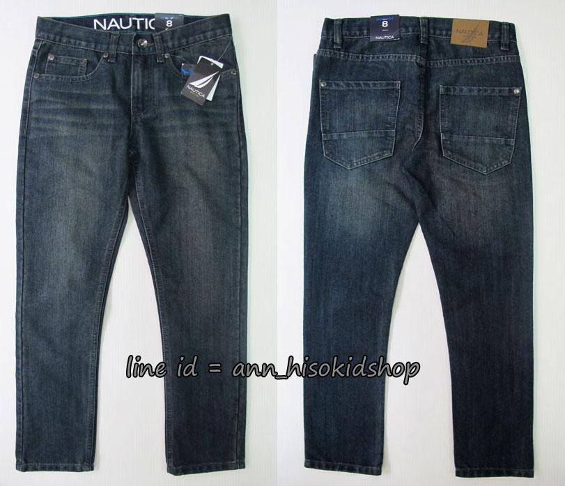 2051 Nutica Skinny Jeans - Blue ขนาด 8 ปี