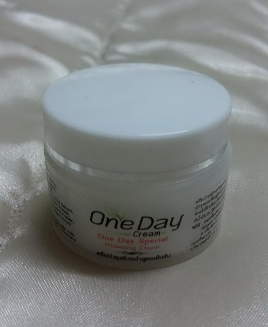 Radiant Whitening Day Cream