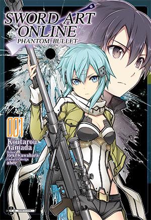 Sword Art Online: Phantom Bullet เล่ม 1