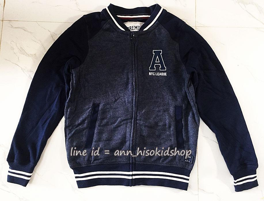 1888 Pepperts Jacket- Navy Blue ขนาด 122 ,134-140,146-152,158-164