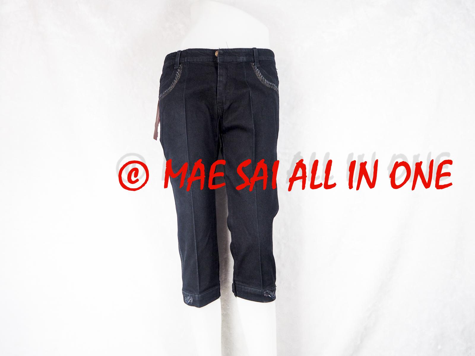 กางเกง ผู้หญิง ขาสั้น1029#