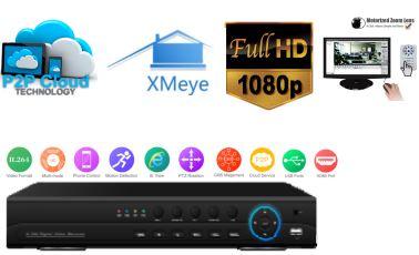 4CH 1080P AHD DVR