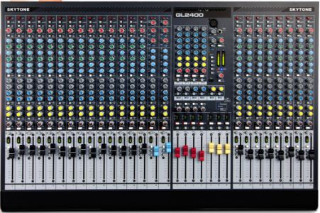 Audio Mixer GL2400 Series