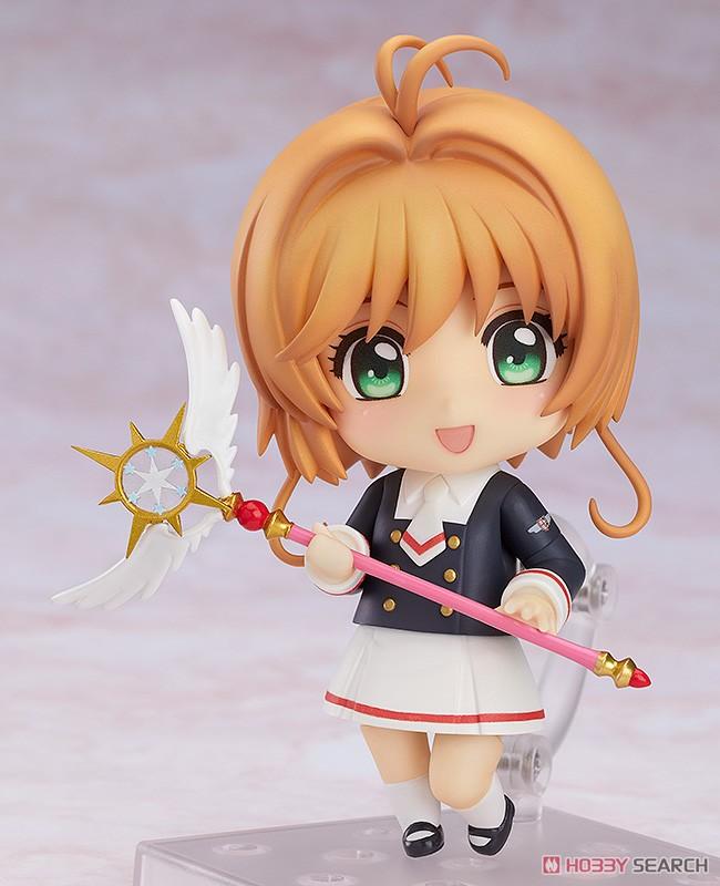 เปิดรับPreorder มีค่ามัดจำ 300บาท Nendoroid Sakura Kinomoto: Tomoeda Junior High Uniform Ver. (PVC Figure)