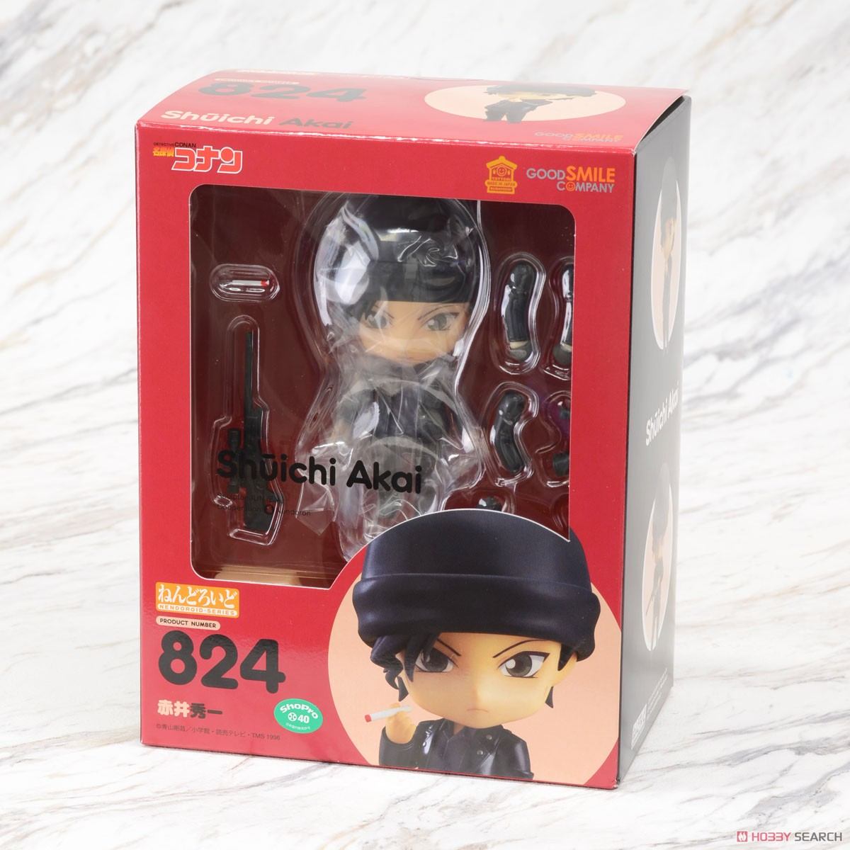 (มี1 รอเมลฉบับที่2 ยืนยันก่อนโอนเงิน ) Nendoroid Shuichi Akai (PVC Figure) /