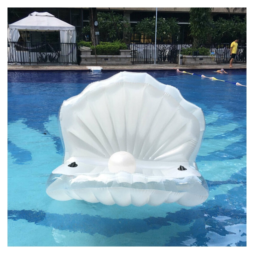 แพยางแฟนซี หอยมุก Seashell