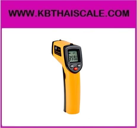 เครื่องวัดอุณหภูมิ เทอร์โมมิเตอร์แบบดิจิตอล มิเตอร์วัดอุณหภูมิ -50 ถึง 380 องศาเซลเซียส (-58 ถึง 716℉) GM320