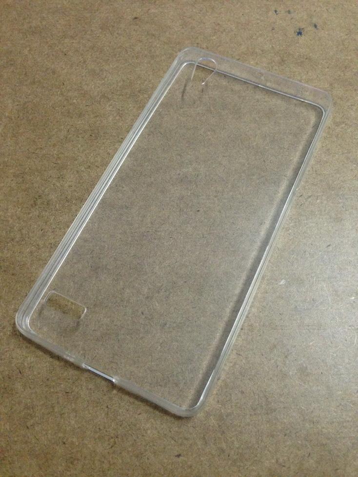 เคสนิ่มใส (หนา 0.3 mm) OPPO Find Mirror 5