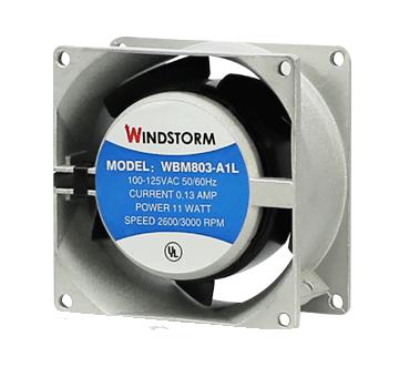 พัดลม 4.5 WB123-A1LG 110VAC(WB123H7PS-A1L-G)