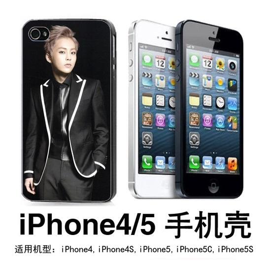 EXO เคส EXO XIUMIN iPhone4/4s/5/5s