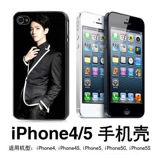 EXO เคส EXO BAEKHYUN iPhone4/4s/5/5s