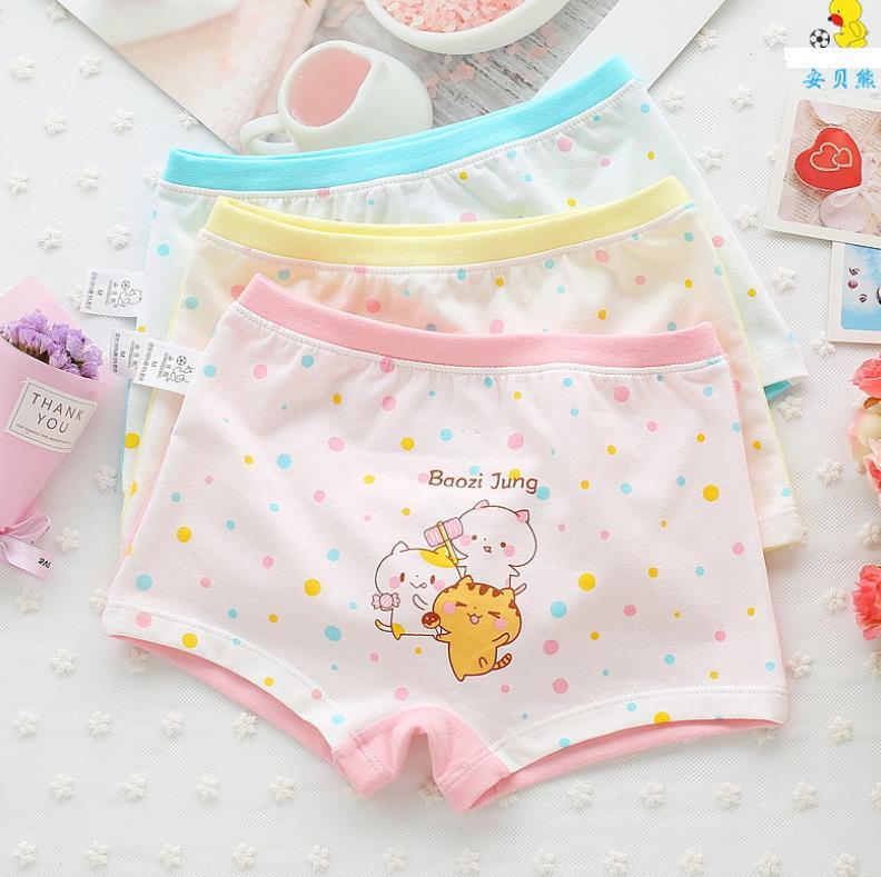 กางเกงในเด็ก คละสี แพ็ค 24 ตัว ไซส์ L